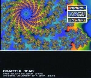 Grateful Dead Dick's Picks 18