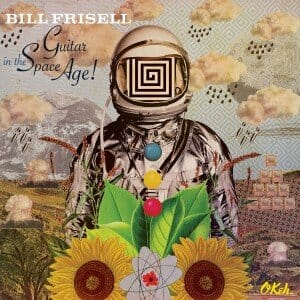 Bill Frisell Guitar In the Space Age! Cover
