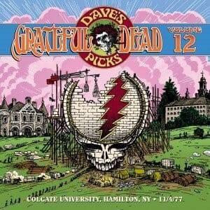 Grateful Dead Dave's Picks 12 cover