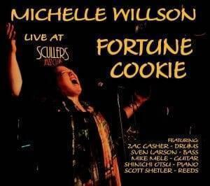 MichelleWillsonFortuneCookieCDReview