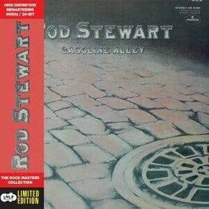 Rod Stewart Gasoline Alley