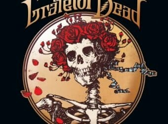 Grateful Dead Best Of cover