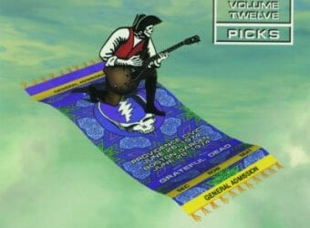 Grateful Dead Dick's Picks 12 RI MA 1974