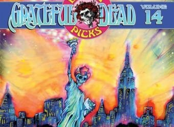 Grateful Dead Dave's Picks 14 cover NYC