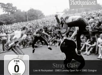 Stray Cats Live at Rockpalast DVD-CD
