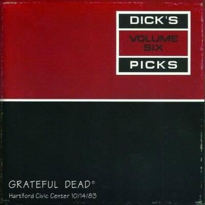 Grateful Dead Dick's Picks 6 - Hartford 10-14-83