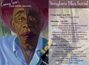 Pennslyvania Blues Fest 2015