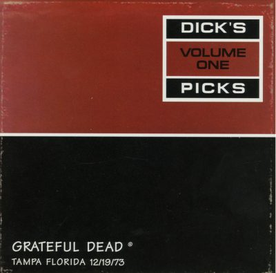 Grateful Dead Dick's Picks 1 Tampa, FL