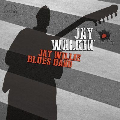 Jay Willie Blues Band Jay Walkin