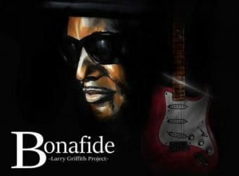 Larry Griffith Bonafide CD Artwork