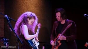 Tal wilkenfeld at City Winery