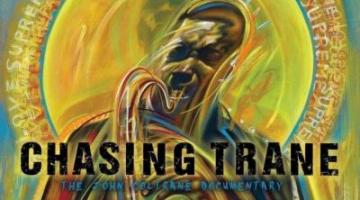 Chasing Trane Soundtrack cover