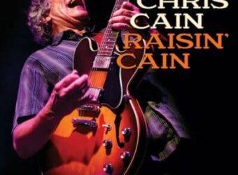 Raisin' Cain by Chris Cain